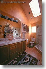bathrooms, homes, personal, vertical, photograph