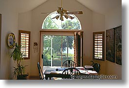 breakfast nook, homes, horizontal, personal, photograph