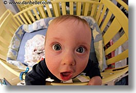 apr, babies, boys, crib, fisheye lens, happy, horizontal, infant, jacks, photograph