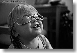 aug, babies, black and white, boys, glasses, horizontal, infant, jacks, oct, photograph