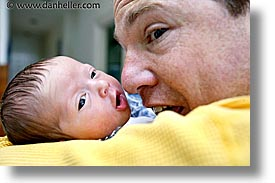 babies, boys, caught, fathers, horizontal, infant, jacks, photograph