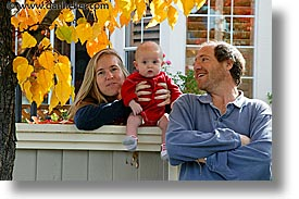 babies, boys, fall colors, hbs, horizontal, infant, jacks, leaves, photograph