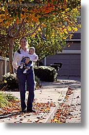 babies, boys, fall colors, falls, infant, jack and jill, jacks, trees, vertical, photograph