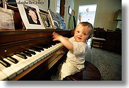 babies, boys, horizontal, indy june, infant, jacks, piano, playing, photograph