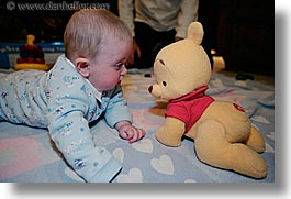 babies, boys, horizontal, infant, jacks, jan feb, pooh, photograph