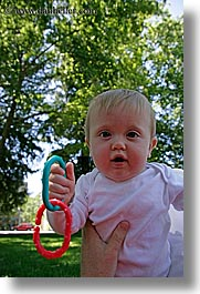 babies, boys, infant, jacks, may, playing, rings, vertical, photograph
