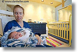 babies, boys, horizontal, infant, jack and jill, jacks, mothers, photograph