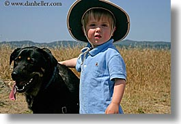 black, boys, childrens, clothes, dogs, hats, horizontal, jacks, mothers day, people, personal, toddlers, photograph