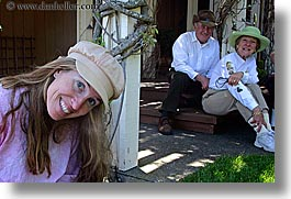 clothes, grandparents, hats, horizontal, jills, mothers day, people, personal, womens, photograph